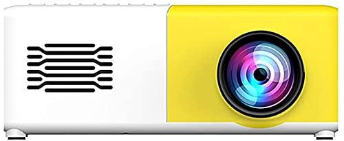 Fringe Trim Proyector HD Proyector Soporte 1080p Mini Proyector para Niños Presente, Video TV Movie, Fiesta Juego, Entretenimiento Al Aire Libre