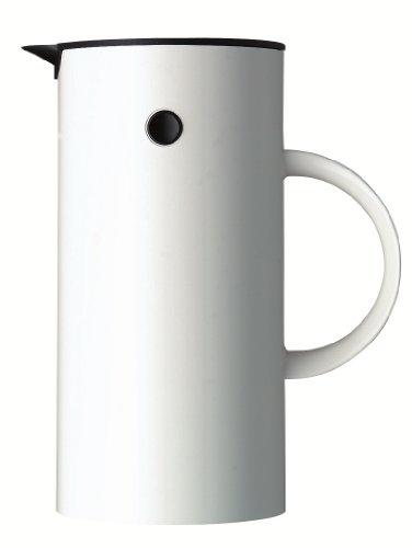 Stelton, Kunststoff, weiß, 10.5 cm