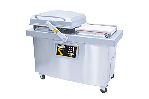 SMAAK UNDERDOG Double Chamber Vacuum Sealer Made in North America