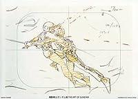 一番くじ 機動戦士ガンダム展 G賞 ビジュアルシート アムロとシャア 単品