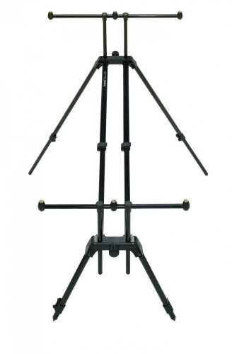 Anaconda Unisex– Erwachsene Extension Pod, Tripod, Schwarz, 83 x 22 x 10 cm