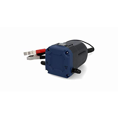Cartrend 50210 Ölabsaugpumpe 12 V, Förderleistung bis zu 1,5 L/min