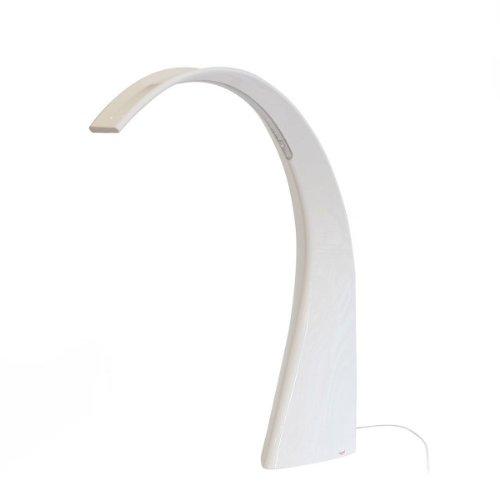 Kartell Taj LED Tischleuchte, glänzendes weiß 9300E5