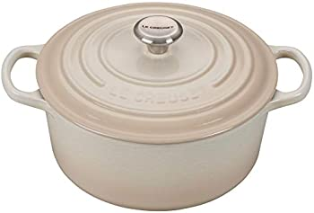 Le Creuset LS2501-22716SS Signature Round Dutch Oven, 3.5 QT