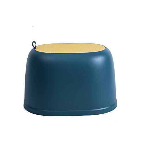 DAIFUQIANG draagbare douchecabine antislip kruk in huis kunststof kruk