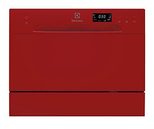 Electrolux ESF2400OH Lave-vaisselle, capacité 6 couverts, classe A+, rose