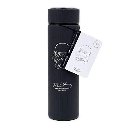 Original Stormtrooper Vacuum Flask Isolierflasche 0,4l Material: doppelwandiger ...