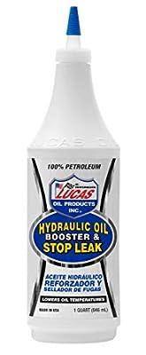 Lucas Hydraulic Oil Booster & Stop Leak Additive (32 oz.)