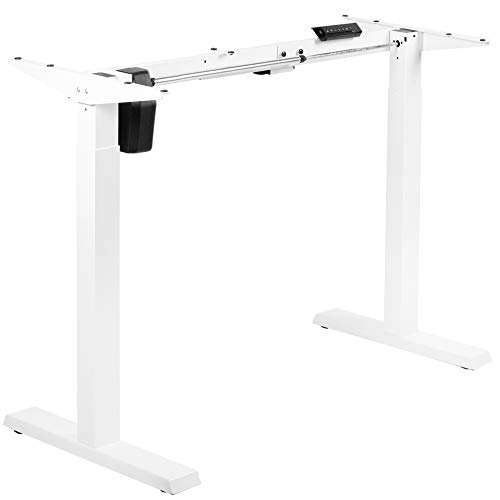 VIVO Compact Electric Stand Up Desk Frame for 34 to 71...