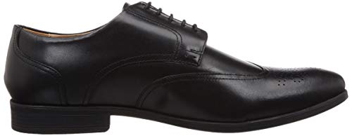 Louis Philippe Men's Leather Formal Shoes