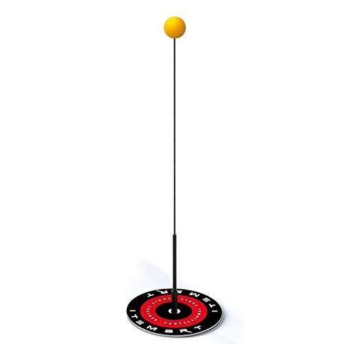 GADHNN Tabla de Tenis de Mesa Herramienta de Entrenamiento con elástico Soft Sports Sports Conjunto de Ejercicios al Aire Libre Accesorio Ping Pong Ball Machine Training Parent-Child Interactive