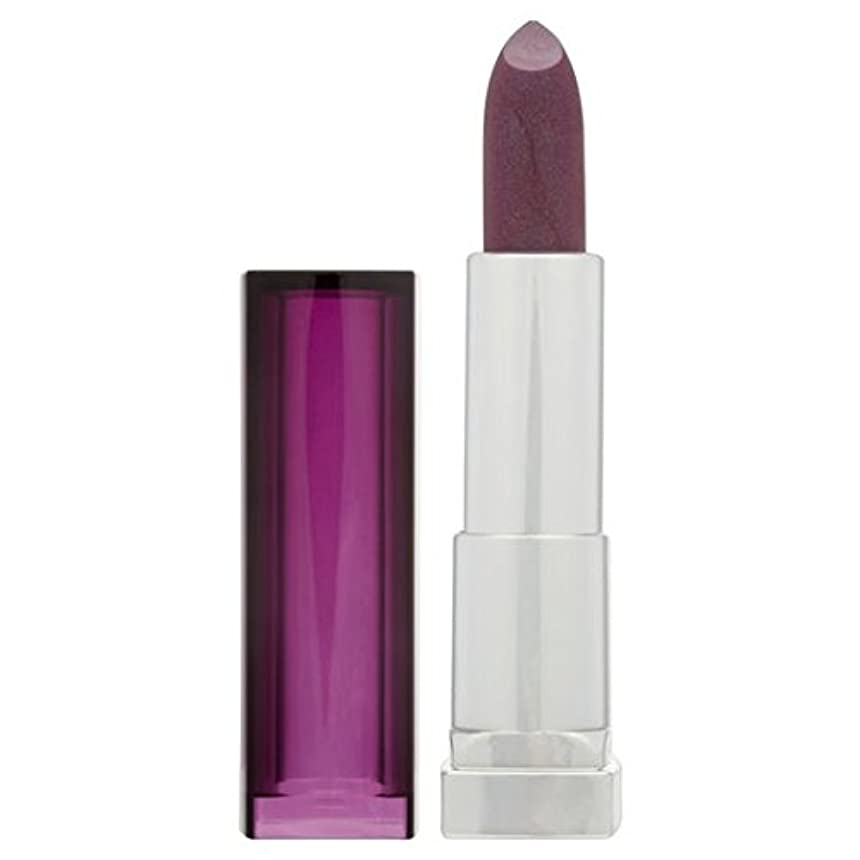 伝導率定説参加するMaybelline Lip Color Sensational, Mitternacht Plum 338 25g