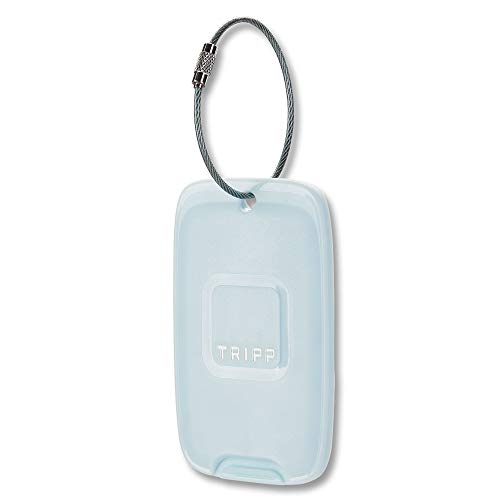 Tripp Ice Blue Tripp Accessories Luggage Tag