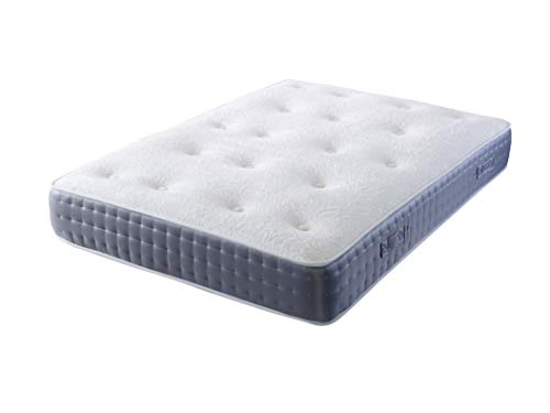 Daniel Beds & Furniture ltd Lush 2000 Pocket Series Mattress (Superking)