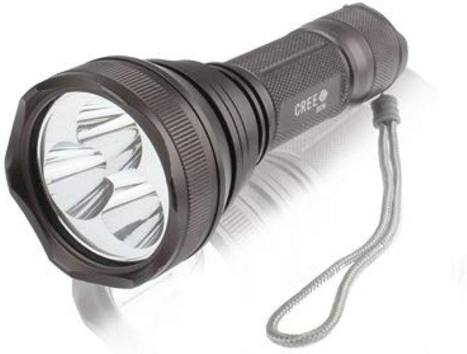 WARM home Outil Lampe de Poche à 5 Modes Del de 1 x CREE XM-L T6 Robuste et Durable De Plein air