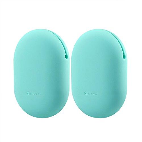 Geekria - Funda de silicona para auriculares