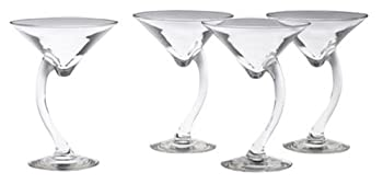 Libbey Martini Set STD Clear