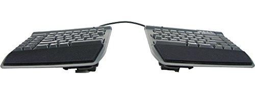 "KINESIS Freestyle2 Ergonomic Keyboard w/ VIP3 Lifters for Mac (9"" Separation)"
