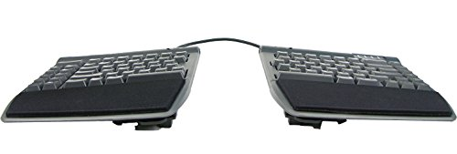"Kinesis Freestyle2 Ergonomic Keyboard w/ VIP3 Lifters for Mac (9"" Separation)"