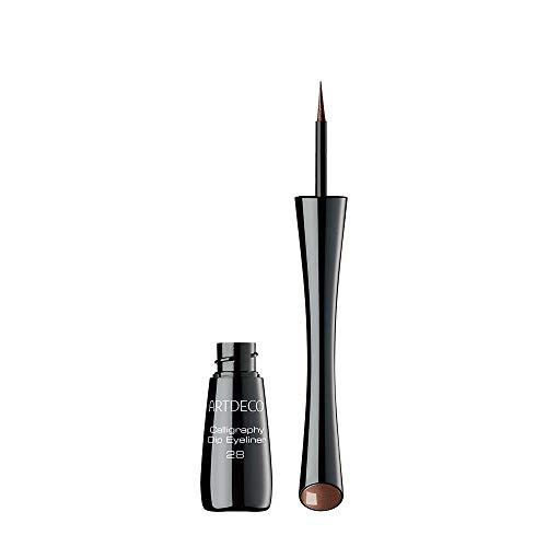 Artdeco Calligraphy Dip Eyeliner, 28 Sparkling Copper, 2.5 ml