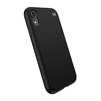 Speck Products Presidio2 PRO iPhone XR Case Black/Black/White  136254-D143