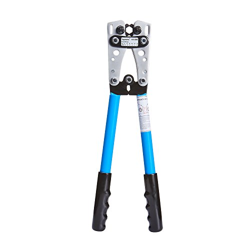 Toprema Wire Terminal Crimper