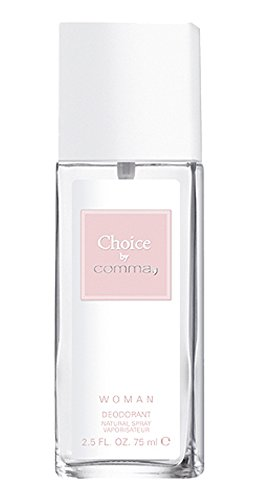 Choice by Comma femme / woman, Deodorant, 1er Pack (1 x 75 g)