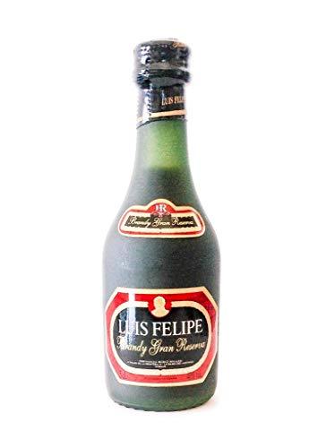 Botellita Miniatura Brandy Luis Felipe