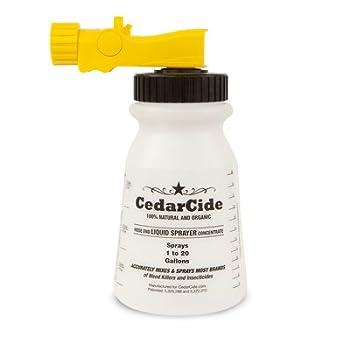 Cedarcide Liquid Mixing Hose End Sprayer