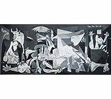 Educa-Guernica, P. Picasso Panorama Puzzle, 3 000 Piezas, multicolor (11502)