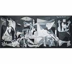 Educa Borras - Serie Panorama, Puzzle 3.000 piezas Guernica, Pablo Picasso (11502)