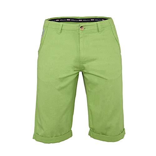 Nebulus Chino Short Lorens - Kurze Hose (Modell: P1419 - Herren, Green; Größe: XXL) FBA
