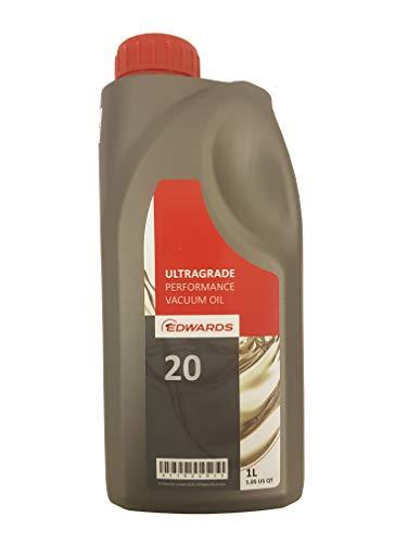 Ultragrade 20 Huile pour pompe à vide Edwards Ultra Grade 20 1 litre