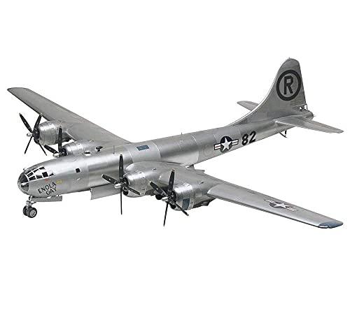 FGDSA Juguete de avión Militar, Rompecabezas de Papel, Modelo de Juguetes, 1/48, EE. UU. 3D B29, Bombardero de plástico para niños, Kits de Juguetes y Regalos, 36 x 40,7 Pulgadas
