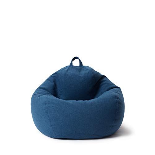 Lumaland puf de Interior Comfort Line M - Azul Oscuro