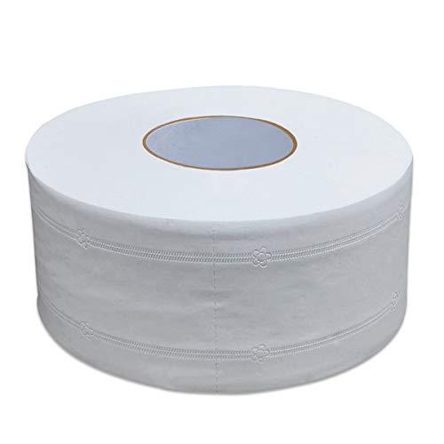 1 Roll Top Quality Jumbo rollen wc-papier 4-Layer Inheemse Houten Soft Toilet Paper Pulp huis Rolling Paper Sterk Water Absorption