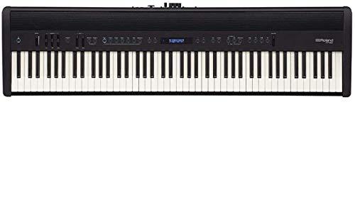 Roland FP-60 Pianoforte Digitale, Nero