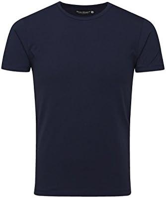 JACK & JONES Camiseta Manga Corta Hombre Básica Cuello en O