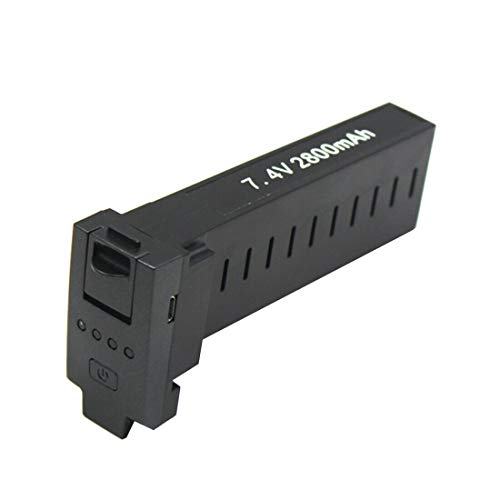 XIMIN 1PC Hohe Kapazität 7,6 V 3400 mAh Batterie Li-Po Batteriezubehör Drohne Akku Batterie Für SG906 Pro X193 PRO X7 PRO Quadcopter