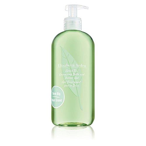 Elizabeth Arden Green Tea Energizing Bath & Shower Gel, 1er Pack (1 x 500 ml)