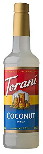 Torani Syrup, Coconut, 25.4 Ounces