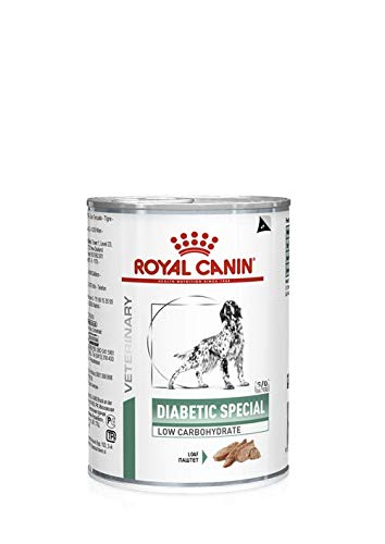 ROYAL CANIN Cane Diabetic Special Low Carbohydrate 12 x 410 gr.