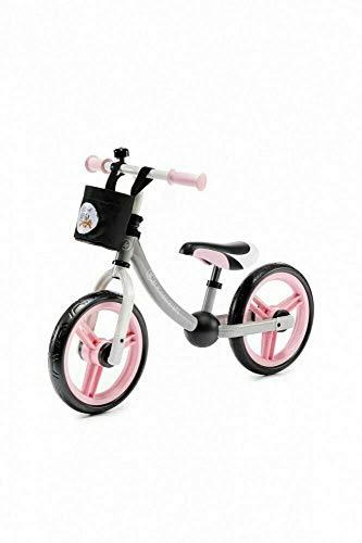 Kinderkraft Laufrad Kinderfahrad Kinderfahrzeufge für Mädchen Rosa