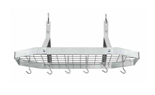 Cuisinart Octagonal Hanging Cookware RackStainless steel