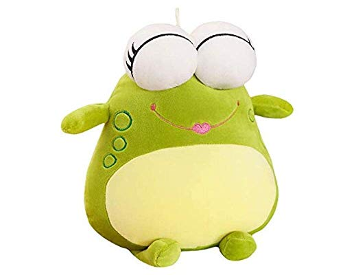 APcjerp Jouet en Peluche 60 cm Peluche Douce Peluche Cartoon Big Frog Eyes Doll Pendentif Big Frog Fille Jouet for Enfants et Cadeaux d'anniversaire Hslywan