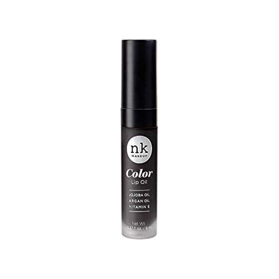 困惑した予言する音声NICKA K Color Lip Oil - Merlot (並行輸入品)