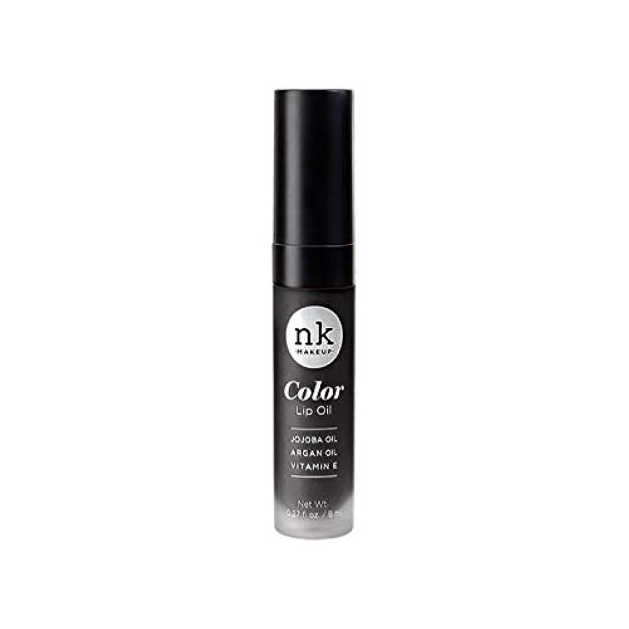 出会い移行する影響力のある(3 Pack) NICKA K Color Lip Oil - Merlot (並行輸入品)