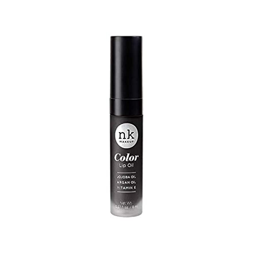 入手します繁殖イデオロギー(3 Pack) NICKA K Color Lip Oil - Merlot (並行輸入品)