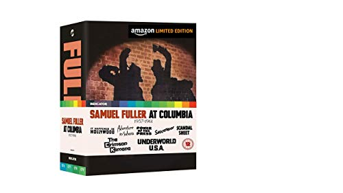 Sam Fuller at Columbia 1937-1961 - Limited Edition Blu Ray [Blu-ray]
