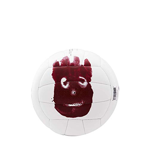 Wilson Mr. Wilson (Seul au monde) Ballon de beach volley Blanc